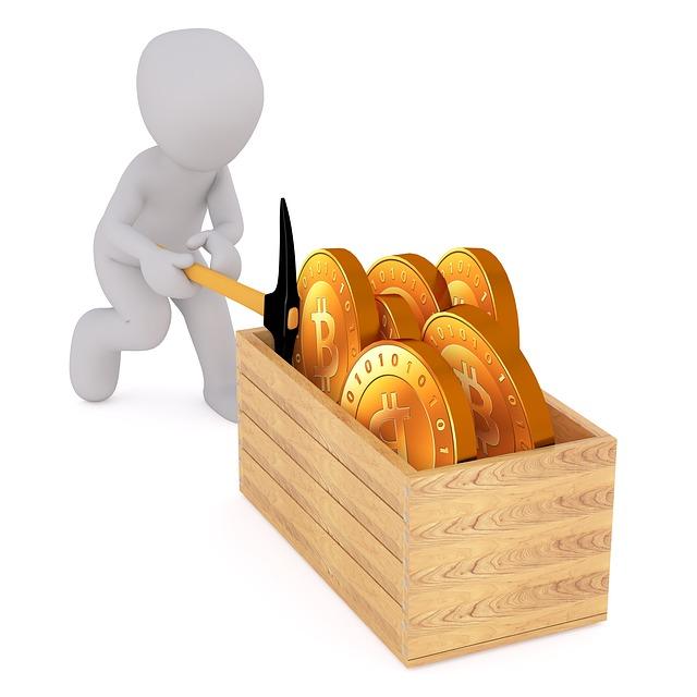 Come si producono i bitcoin